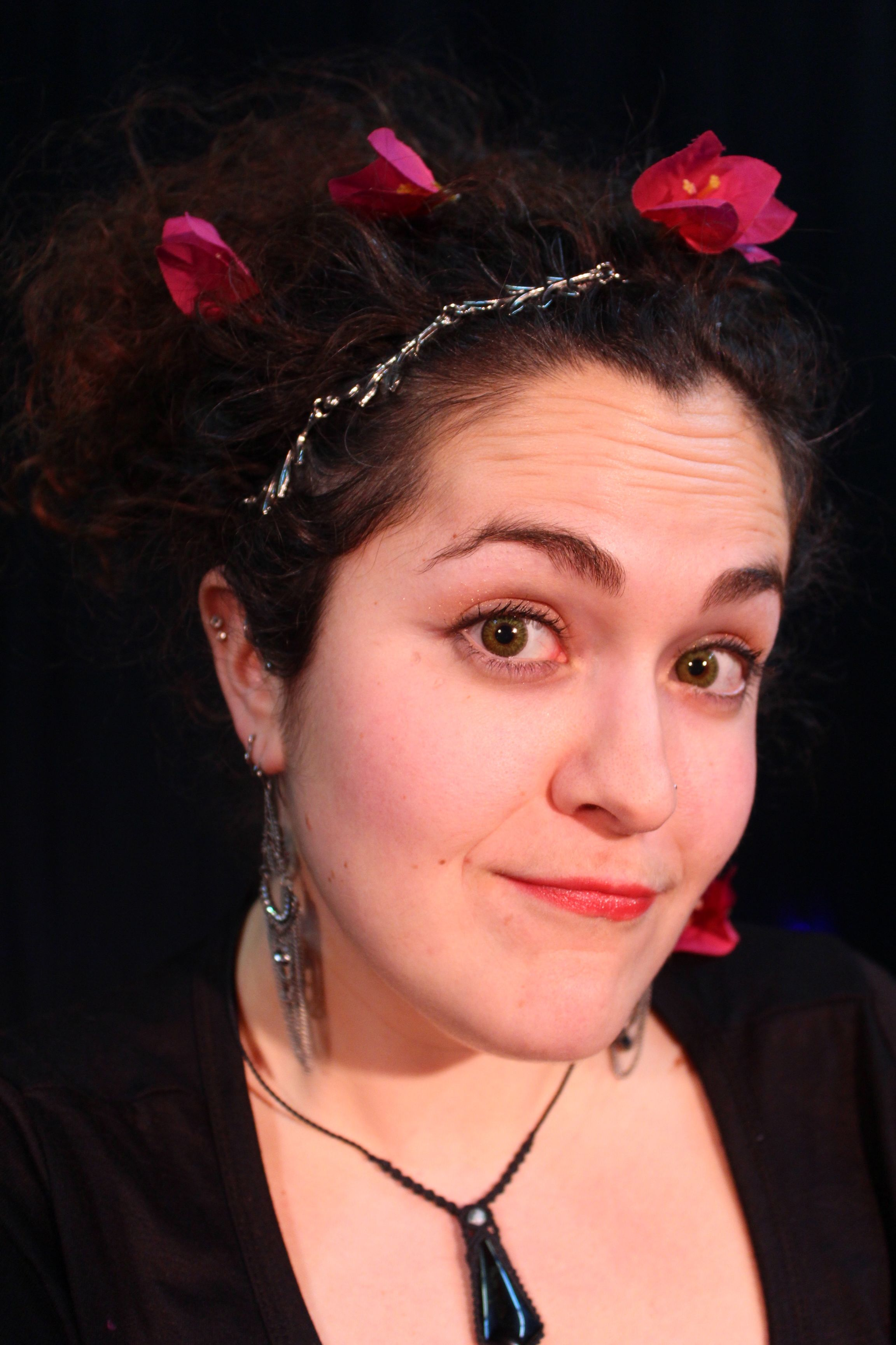 ERIN SLIMAK:  (An) is thrilled to be making her Denver theater debut here on the BiTSY Stage! You can also see her around town performing and being generally silly with the Third Kind Improv troupe. She received her degree in Theater Arts at Loyola University New Orleans in 2008 and has been traveling the world making art since then. Favorite roles of hers include Pozzo ( WAITING FOR GODOT ), Maria ( TWELFTH NIGH T), May ( TIME FLIES ) and Maude Adams ( TWAIN'S TALES OF TAHOE ). She would like to thank the cast and crew for making this such a fun experience, and congratulate the BiTSY Stage for having such a fabulously magical beginning!