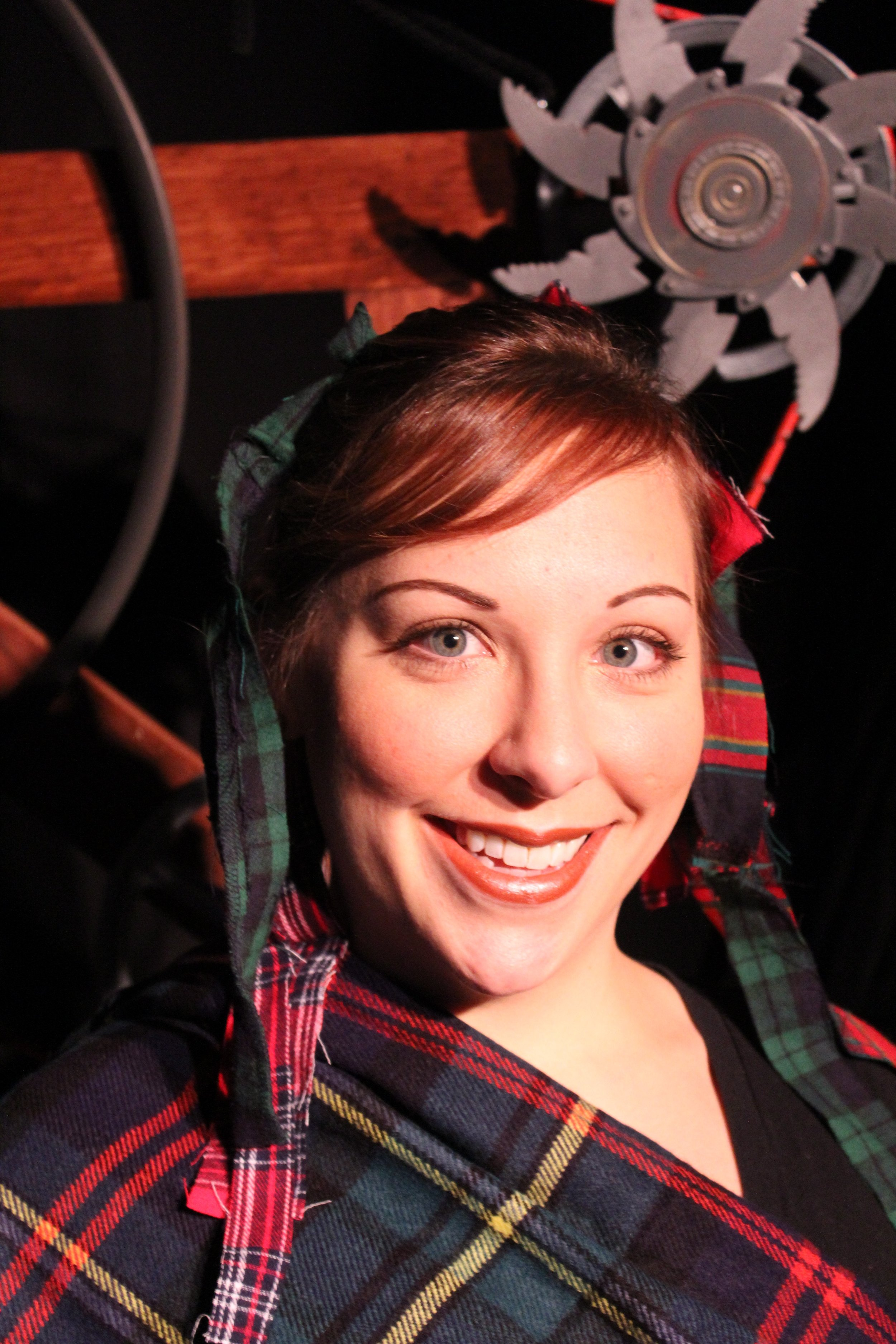 JESSICA L. HALL: (Rag Man/Woman at Well) is excited to be joining this fun cast! Born and raised in Niagara Falls, NY, Jessica fell in love with the Denver area while on tour with Missoula Children's Theatre. She holds a BA in Theatre from Buffalo State College in Buffalo, NY. Most recently she was seen playing Jan in  Grease at the PACE Center in Parker. Some of her favorite Western New York credits include: Spamalot (Lady of the Lake), Nunsense (Sister Amnesia), and  Seussical the Musical  (Sour Kangaroo). Jessica would like to thank her family, friends, directors, and Greg for all of their faith, love, and support.