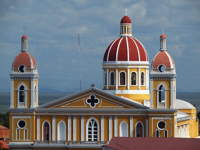 Building in Nicaragua