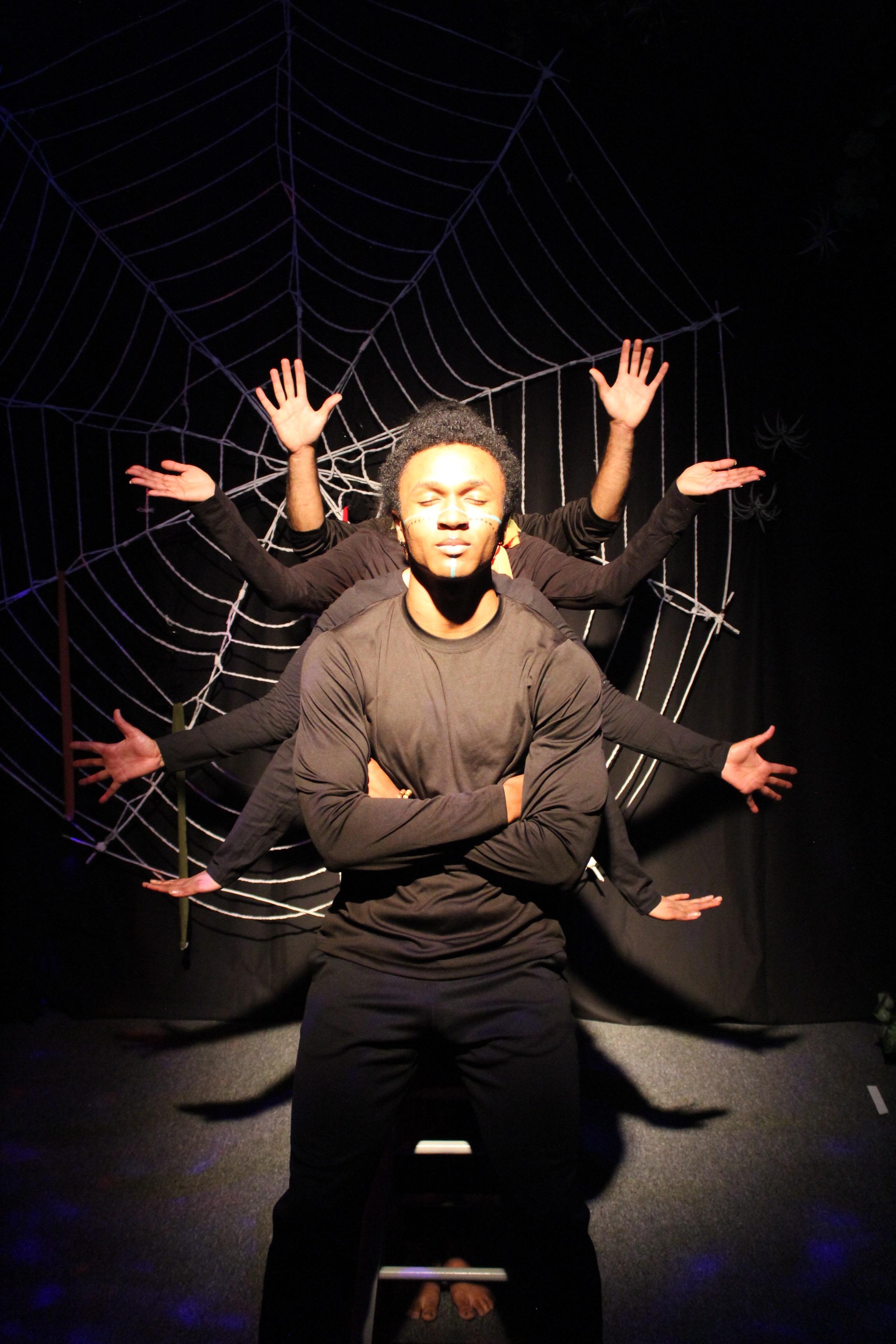 Anansi: The Itsy BiTSY Spider Stories  Photo by Patti Murtha