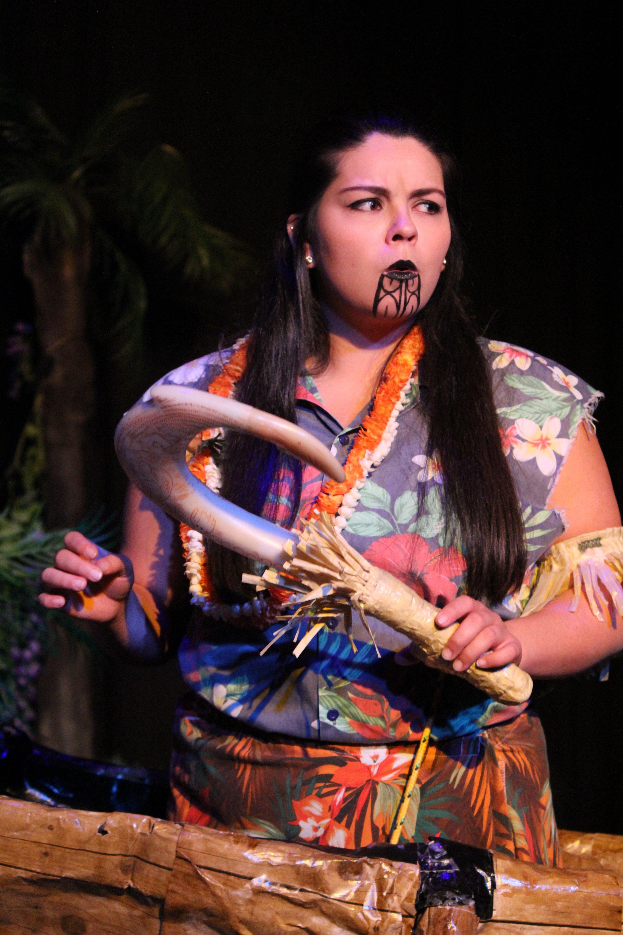 Michaela Lamb  as Maui