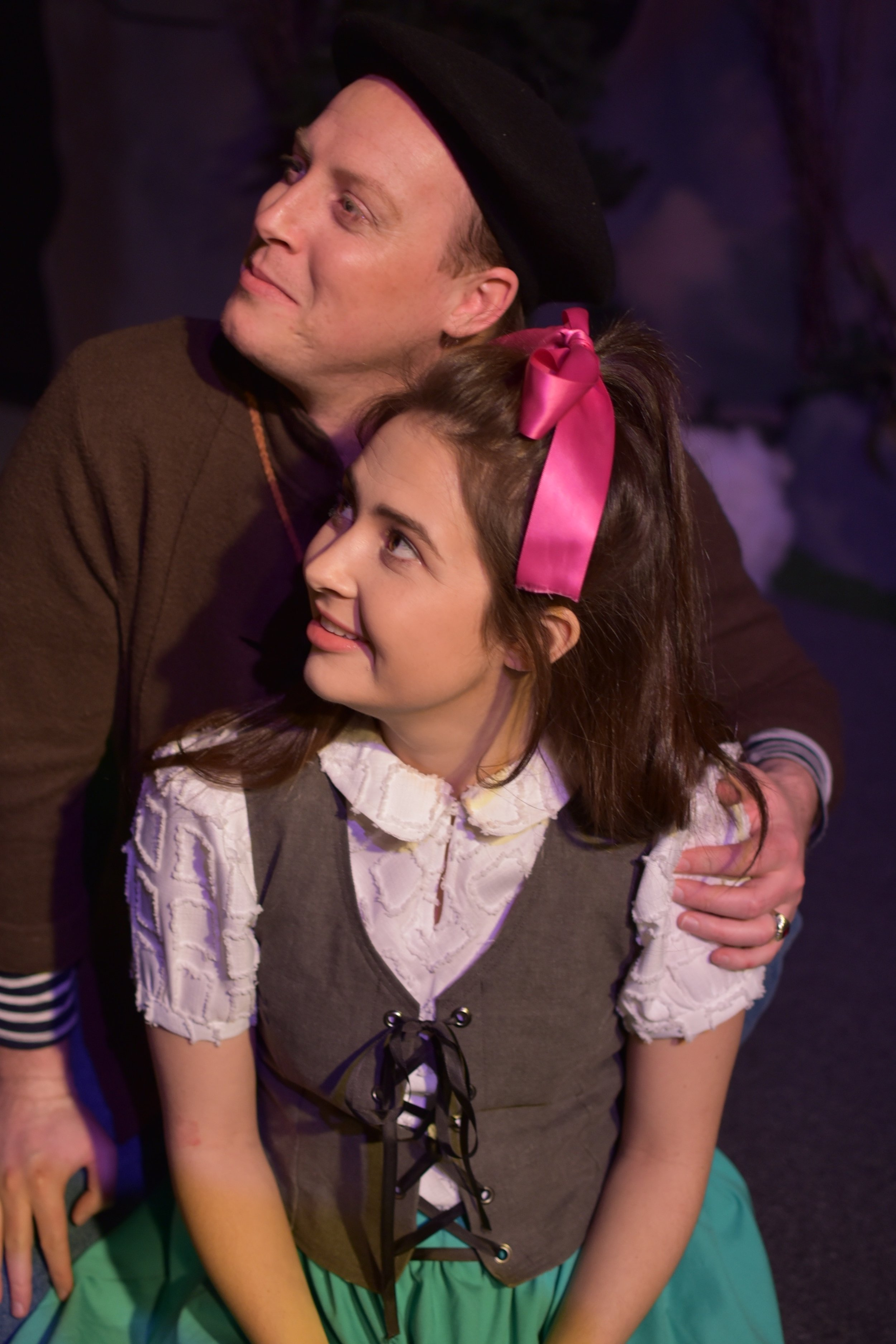James Crapes  as Aita &  Molly Bibeau  as Zoriona