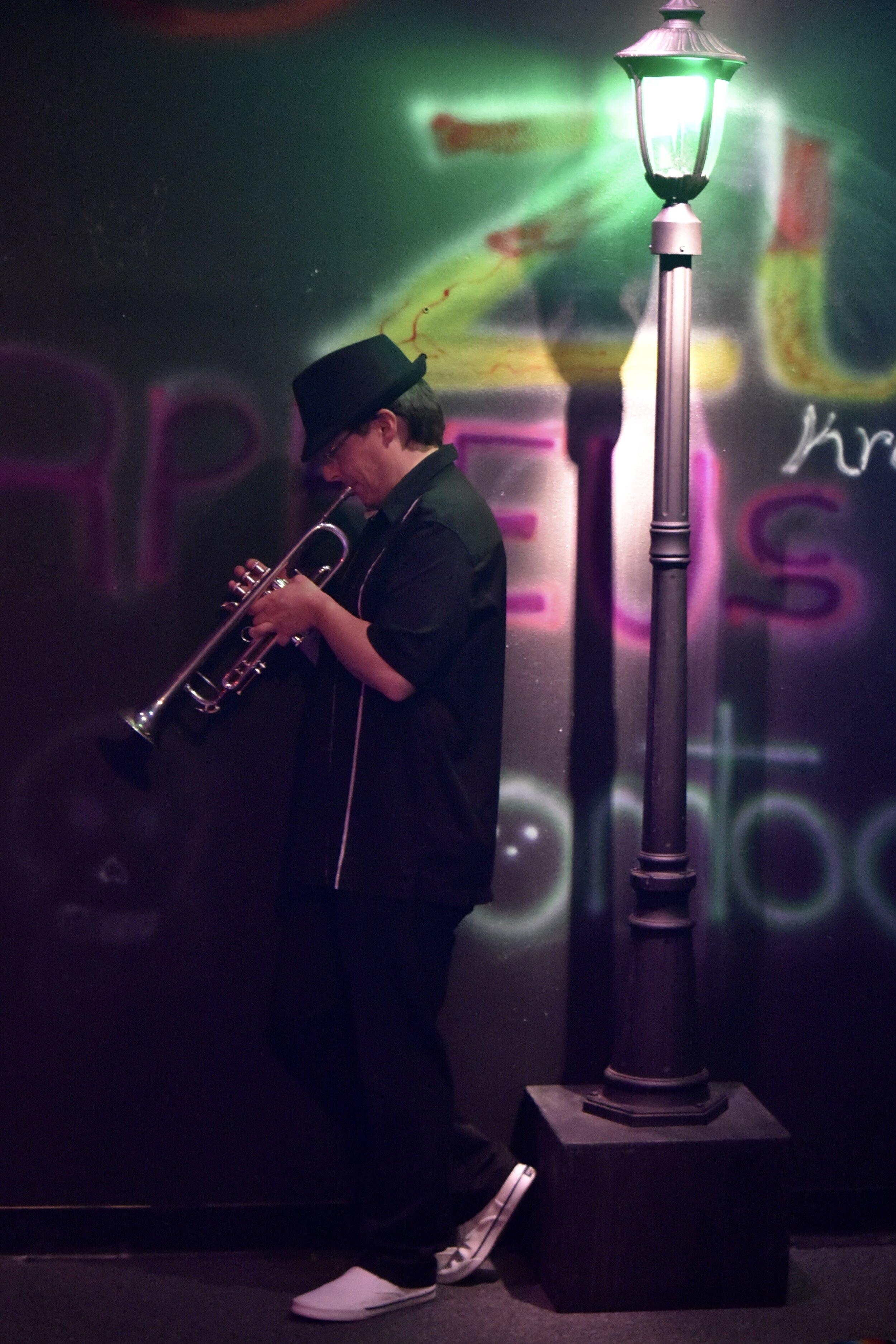 Todd Kadtke    as Musician