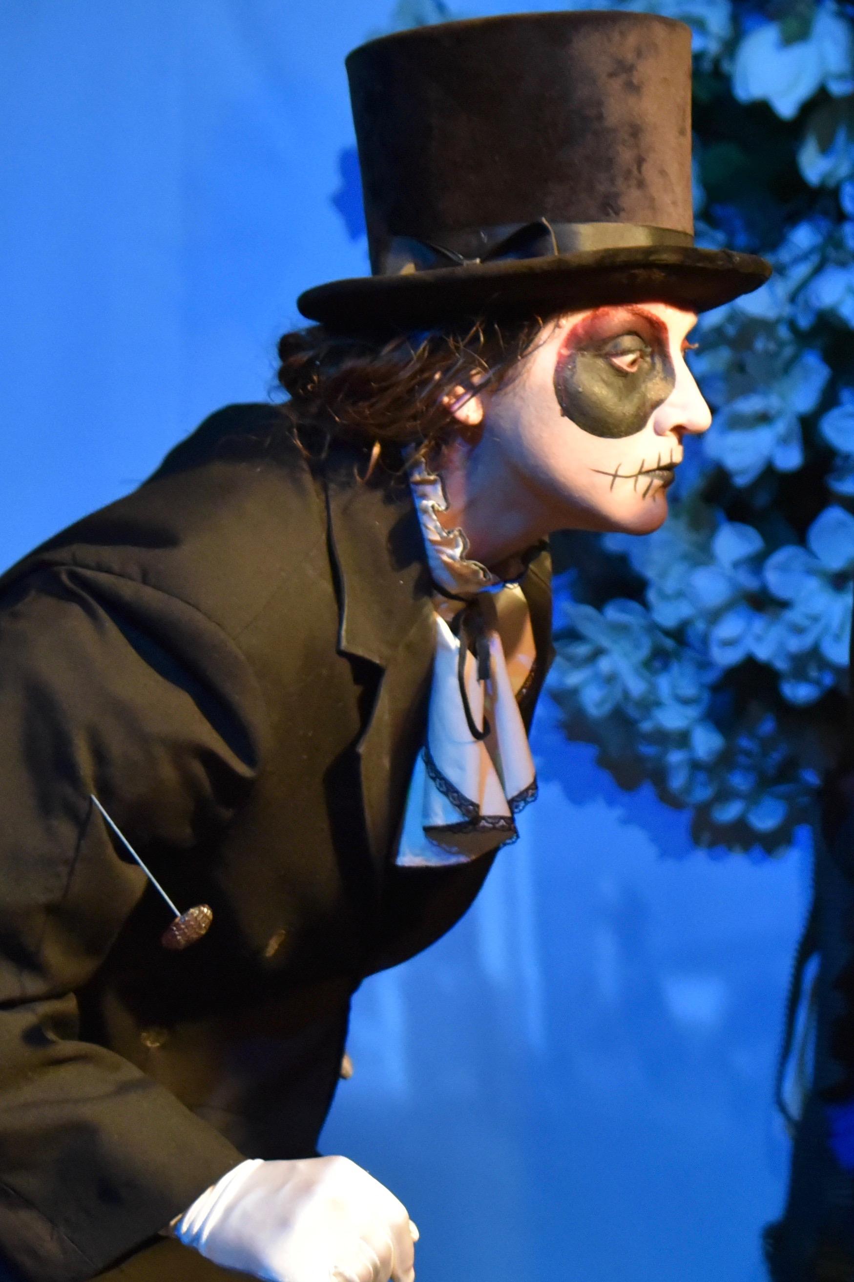 Michal Meyer  as Voodoo Doll