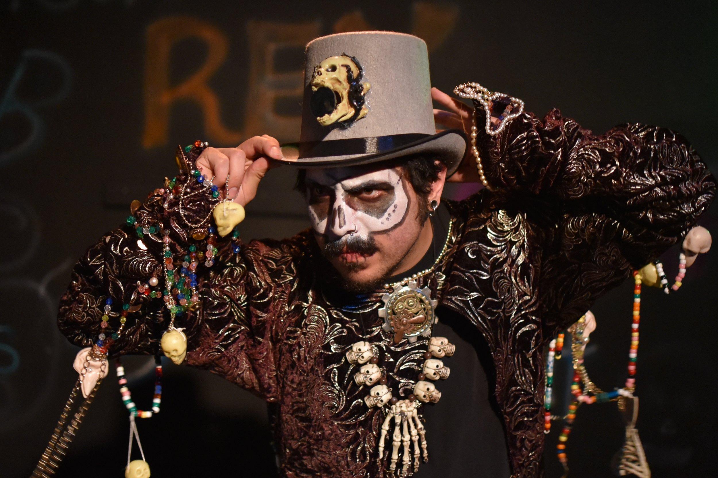 Eric Anduha  as   The Enchanter