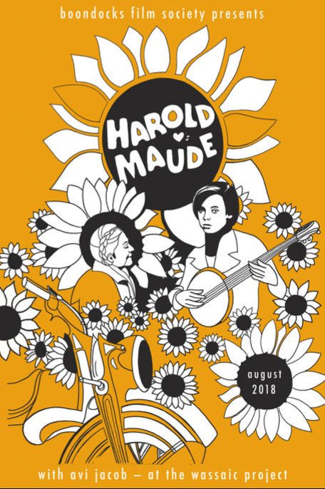 Harold and Maude w/ LIVE SCORE
