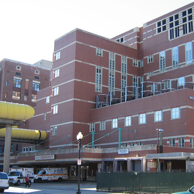 Boston Medical Center - 1 Boston Medical Center Pl, Boston, MA 02118