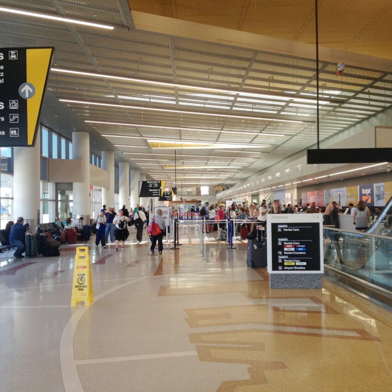 Logan Airport - 1 Harborside Dr, Boston, MA 02128