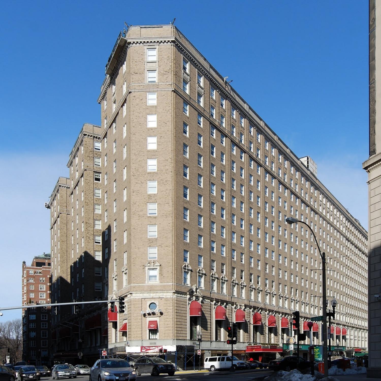 Park Plaza Hotel - 50 Park Plaza, Boston, MA 02116