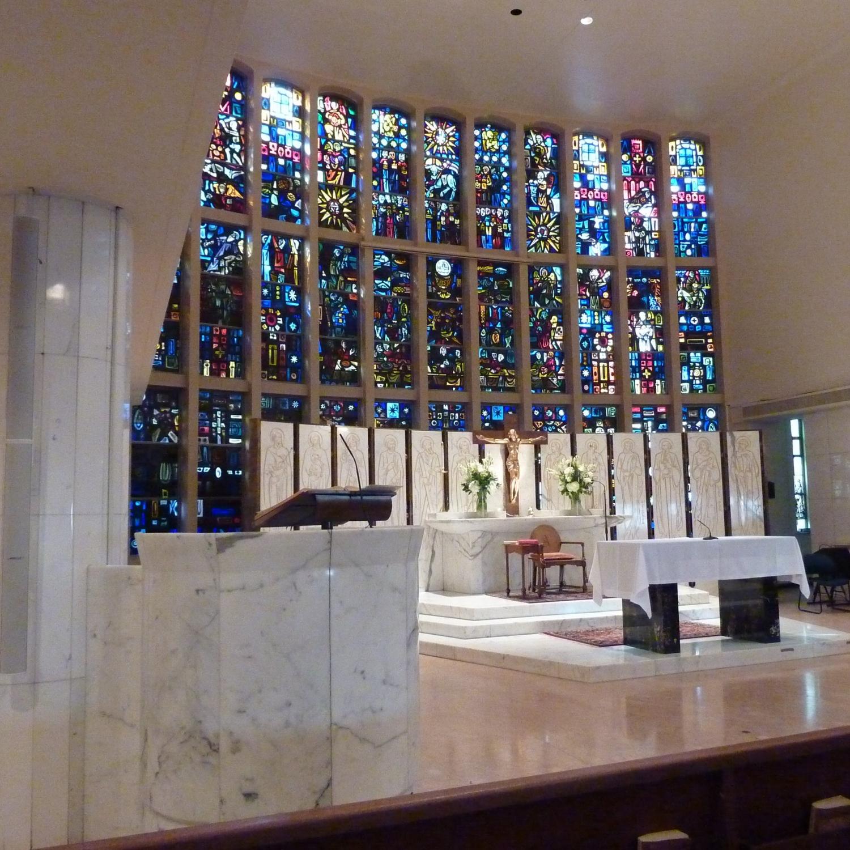 St. Anthony's Shrine - 100 Arch St, Boston, MA 02110