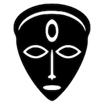 african mask icon.png