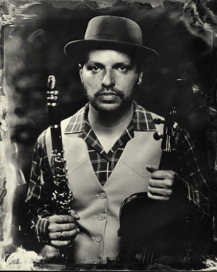 tintype photo:  Giles Clement