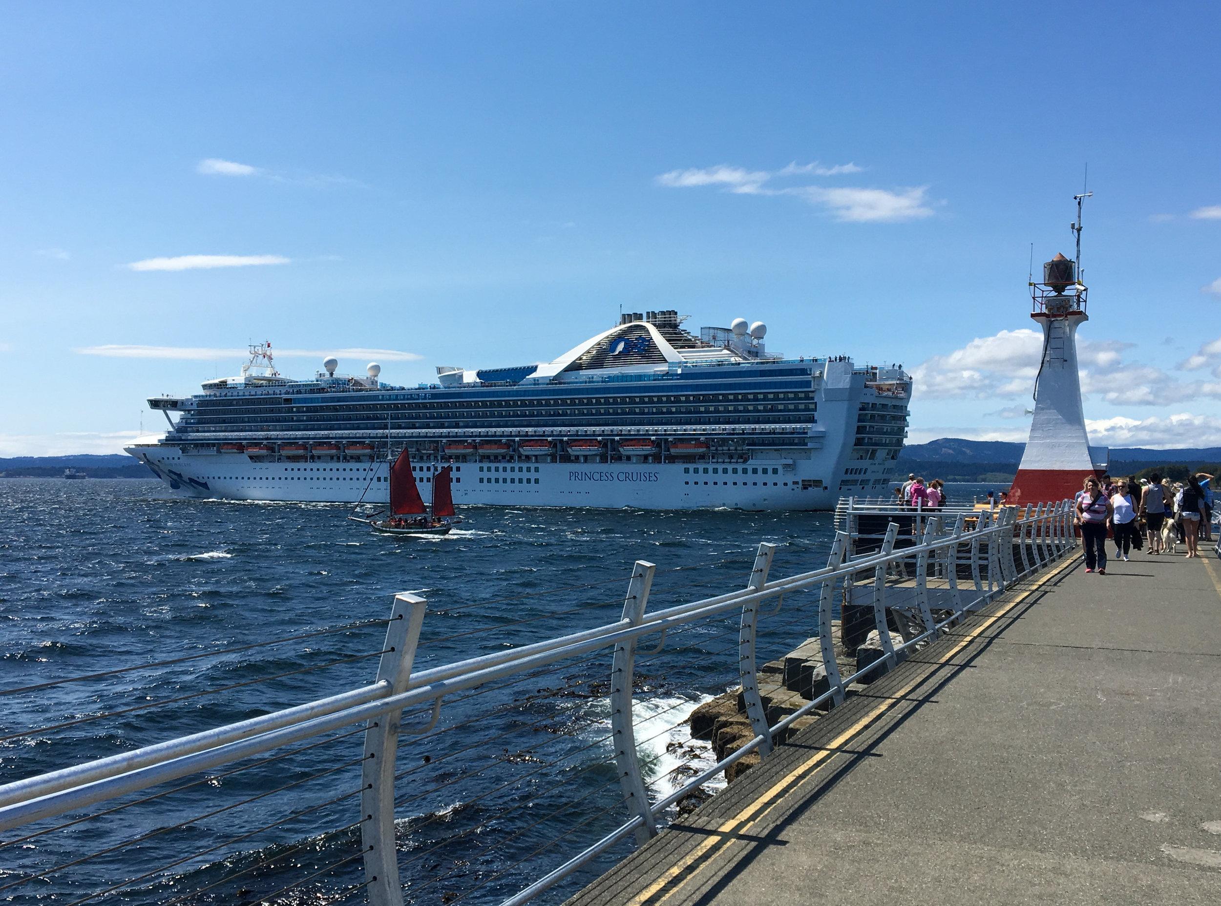 Victoria Harbor Cruise Terminal