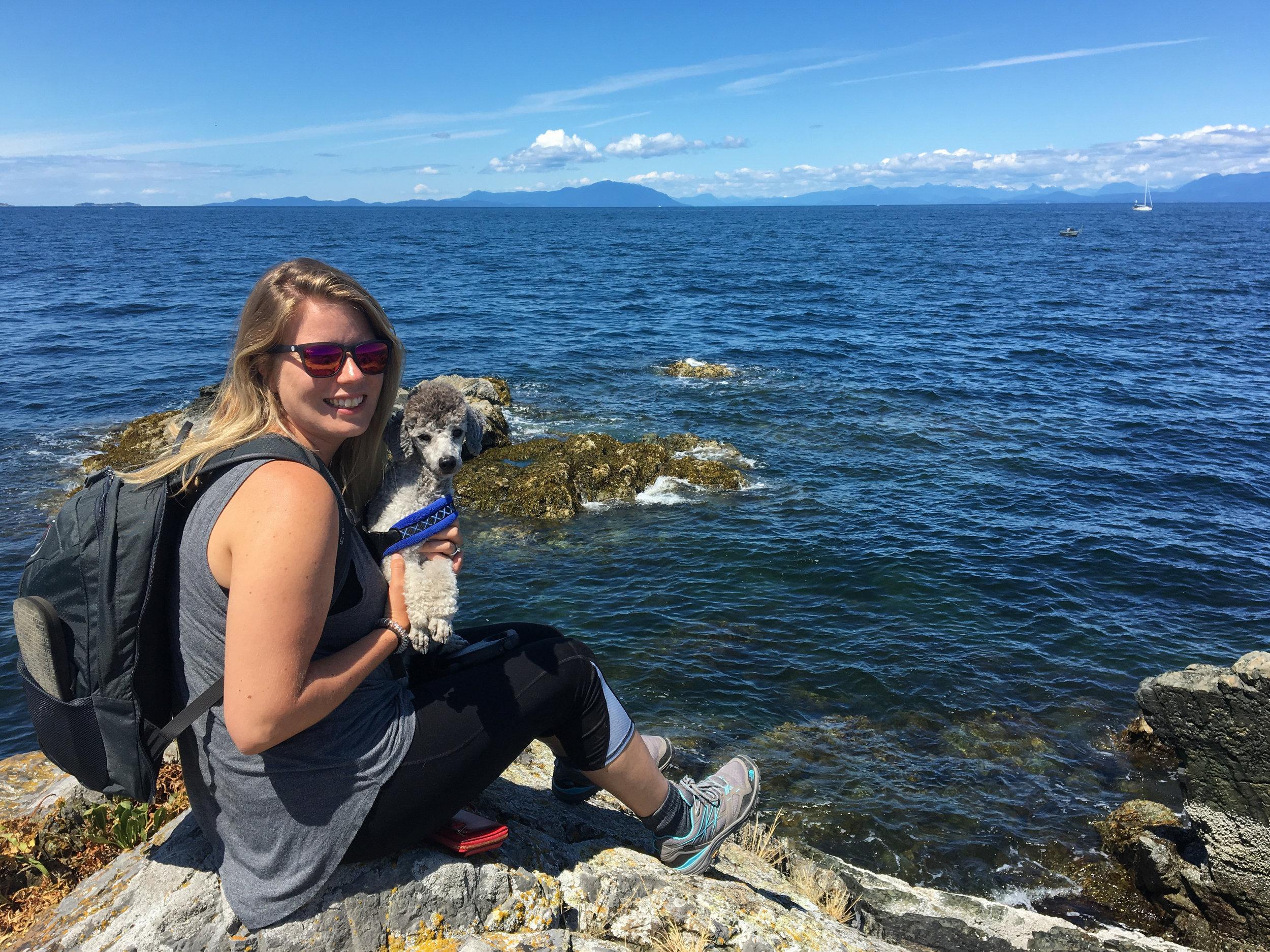 Neck Point Hiking Nanaimo