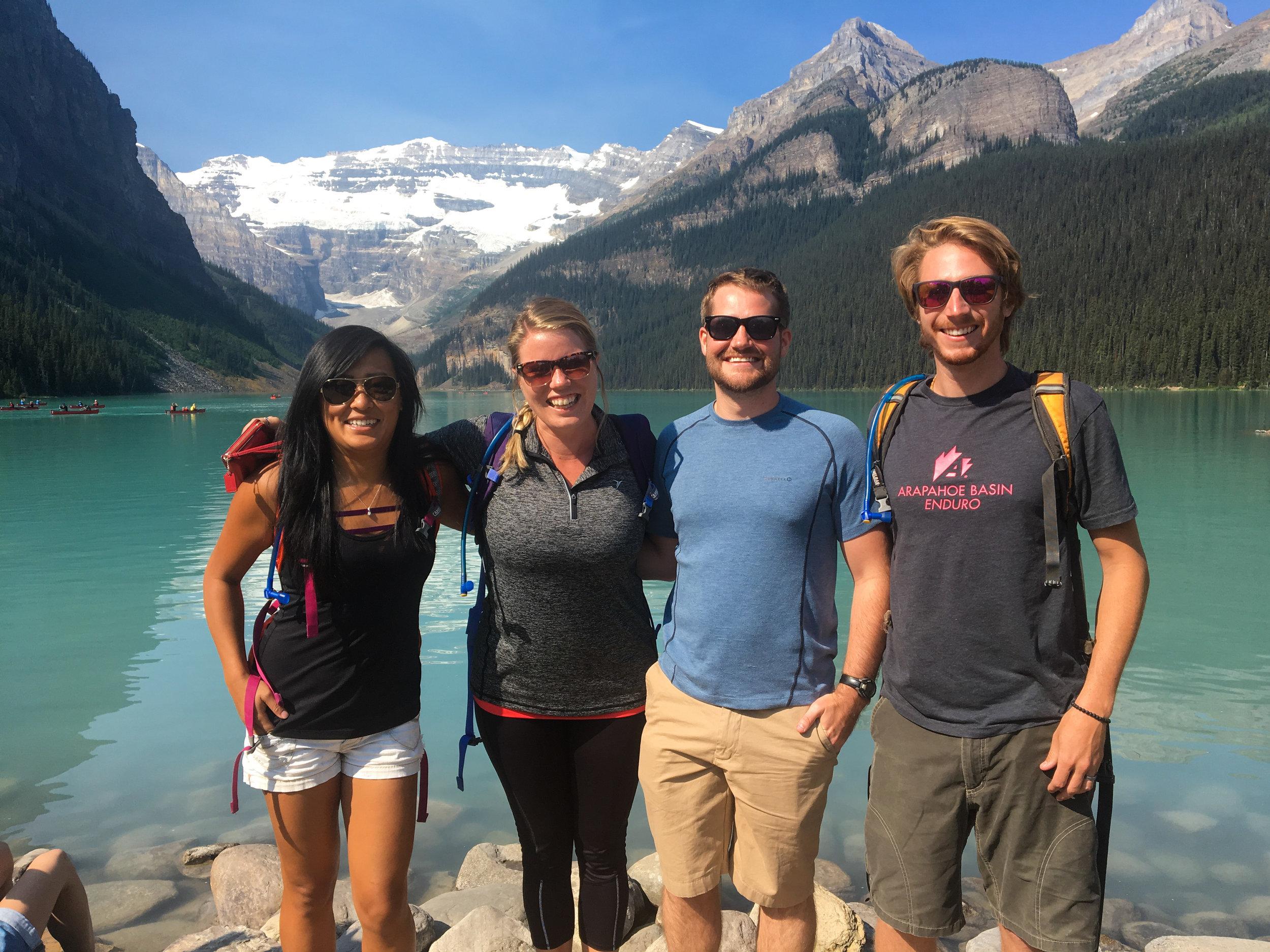 Lake Louise Tourism