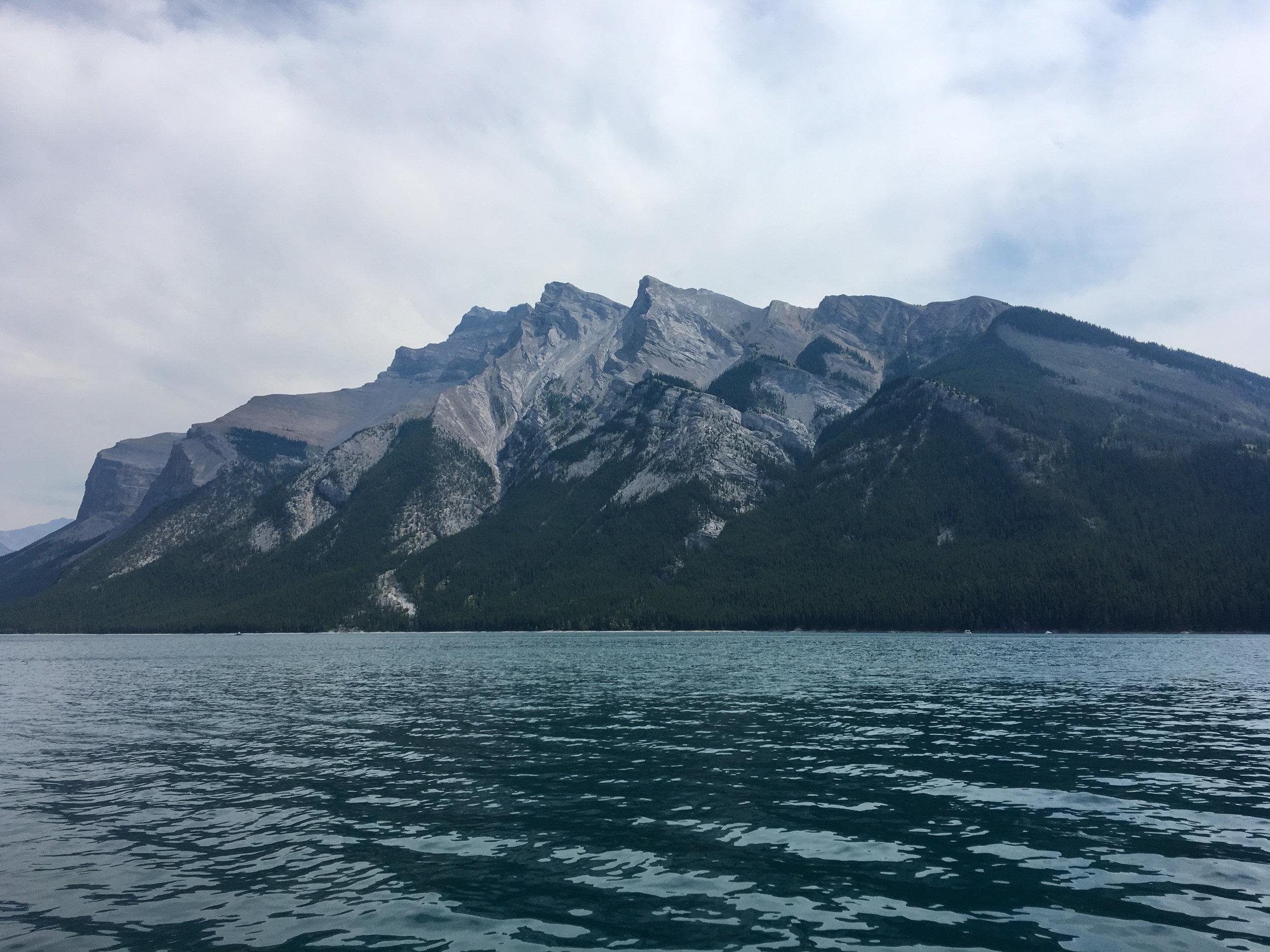 Lake Minnewanka Banff