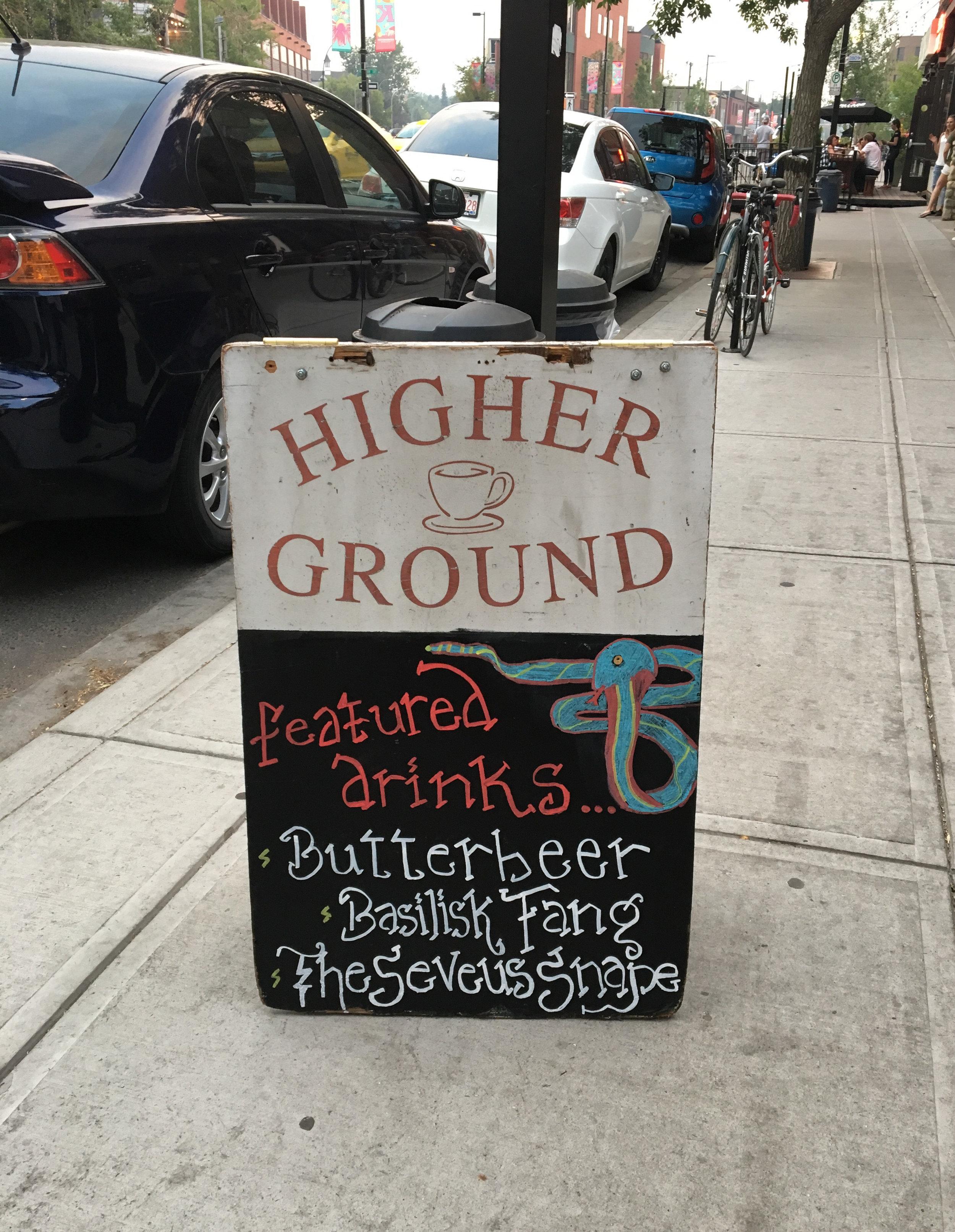 Higher Ground Calgary