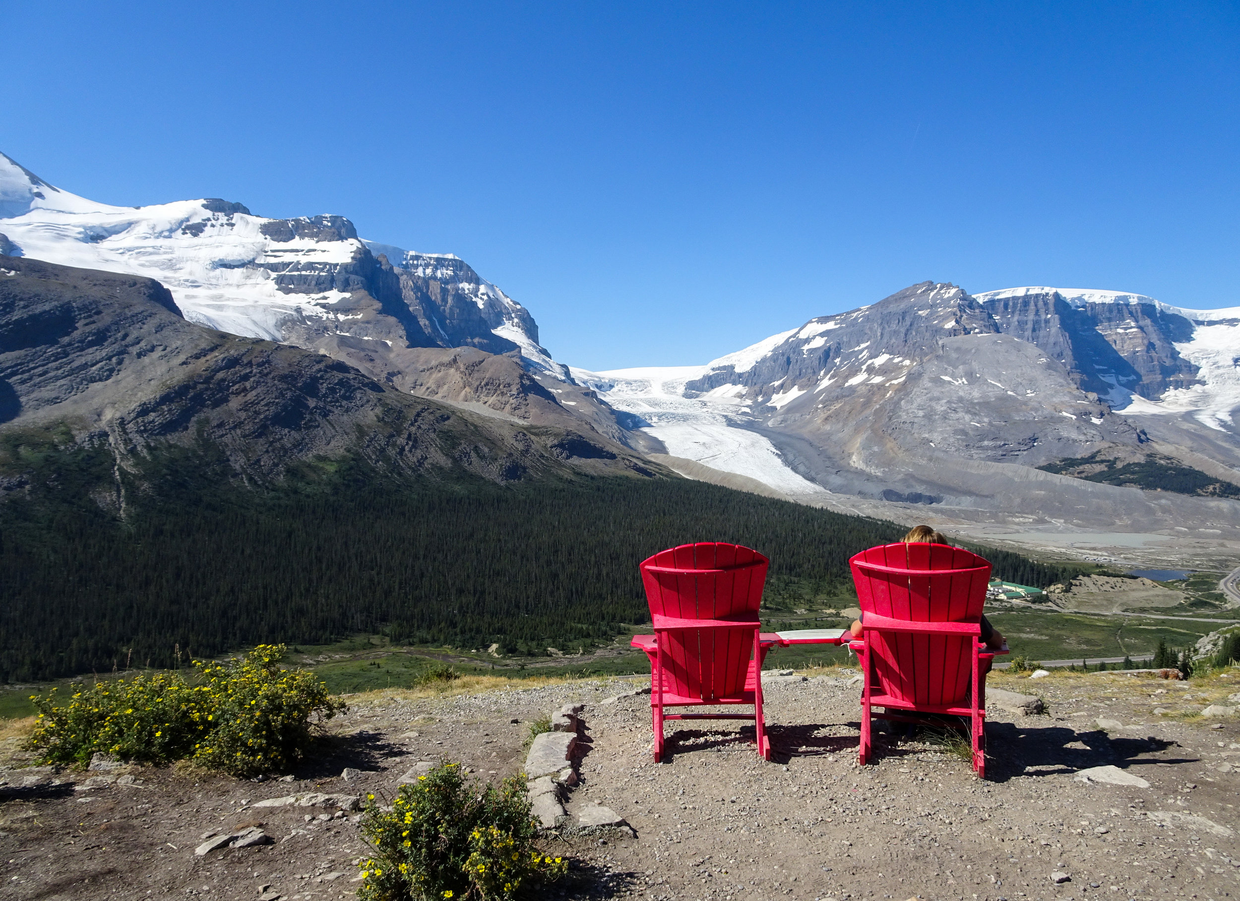 Jasper's Red Chair Program