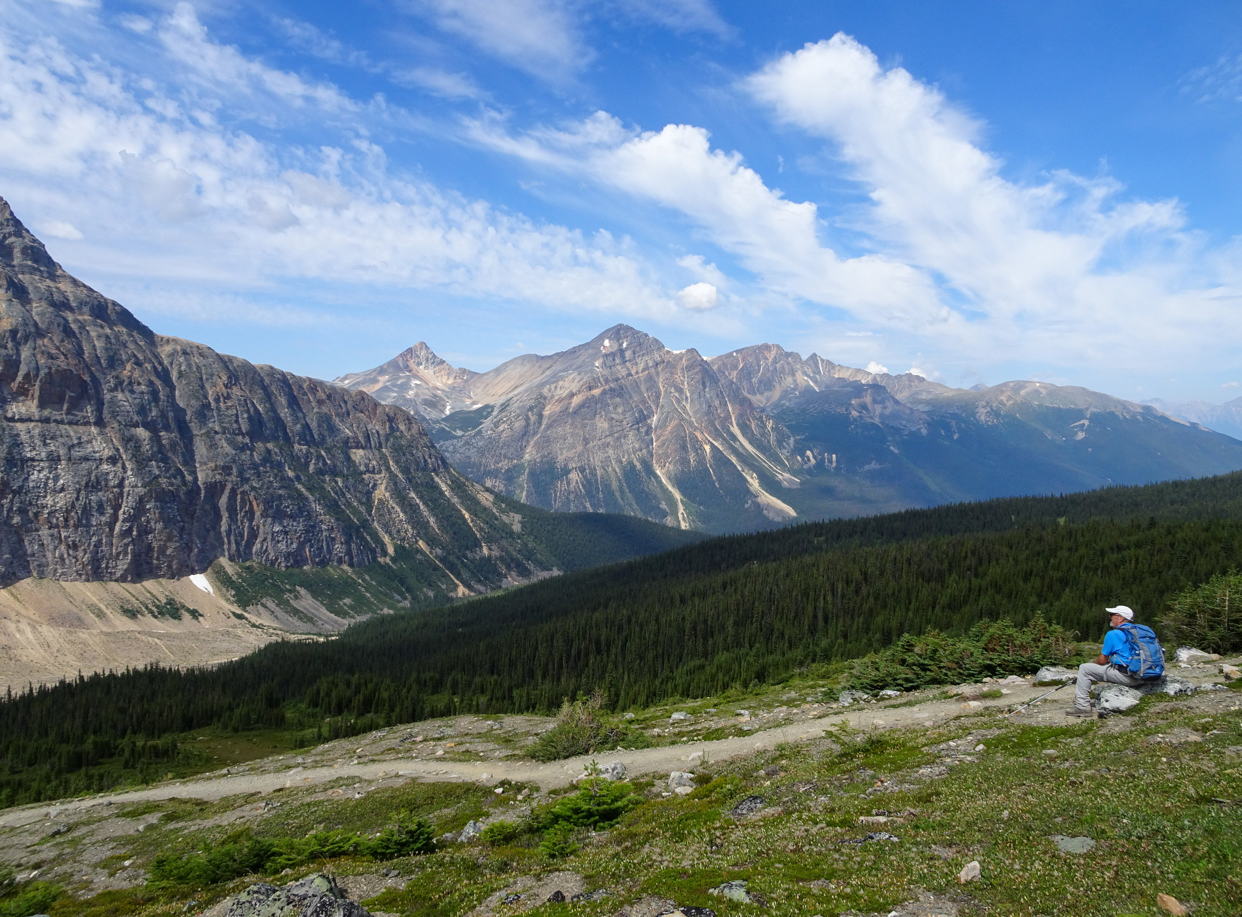 Mount Edith Cavell Trail