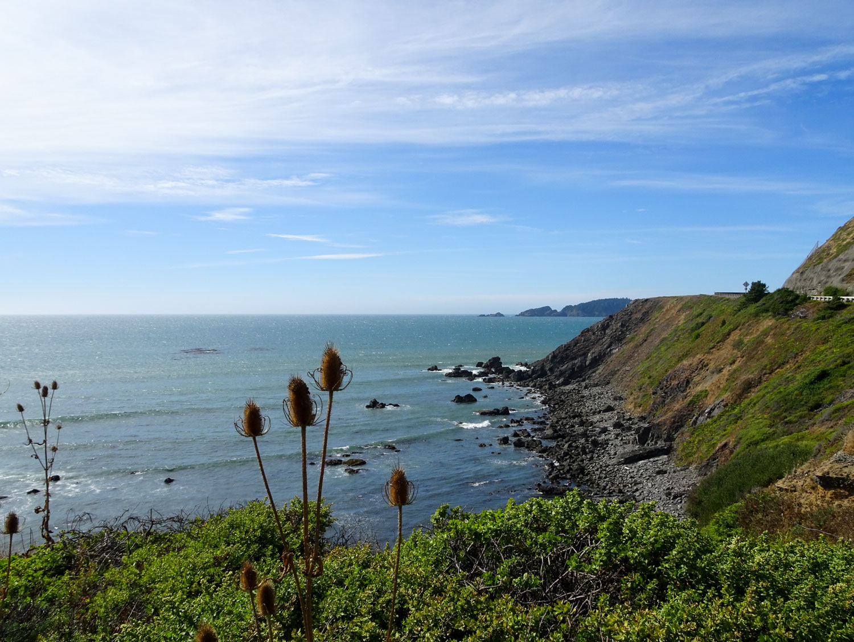 Coastal Views along the PCH