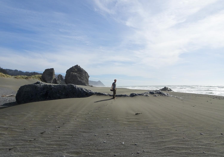 Kissing Rock Beach
