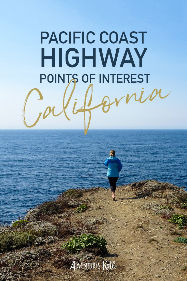 A road-trip itinerary, including where to stop and stay, along the California Coast