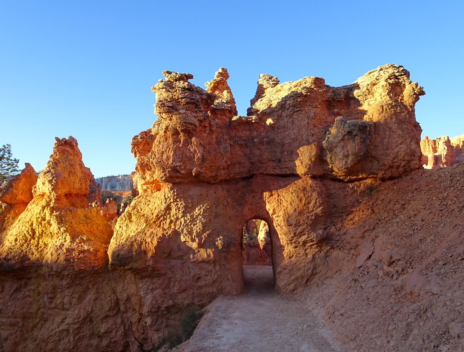More real-life sandcastles to hike through