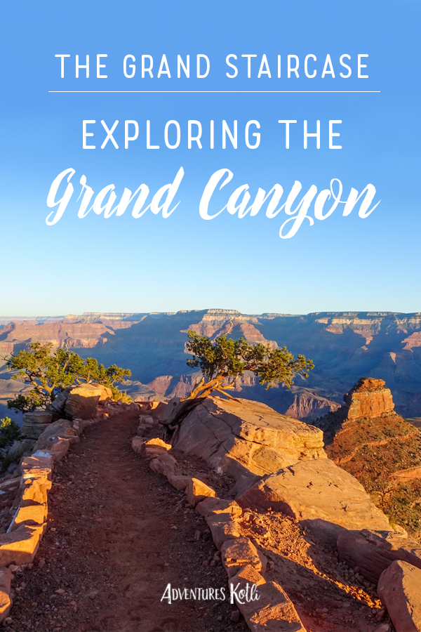 Where to hike and stay while exploring the Grand Canyon