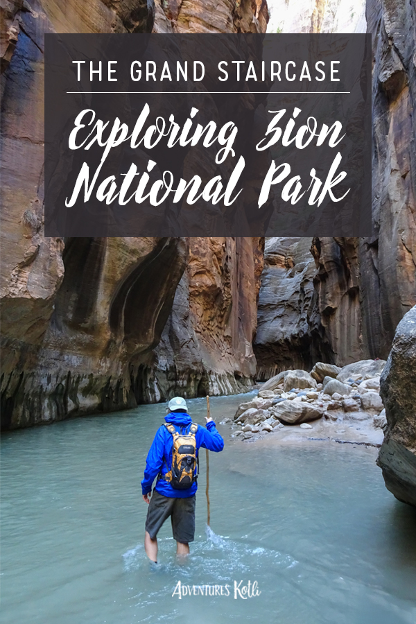 Where to explore and stay in Zion National Park