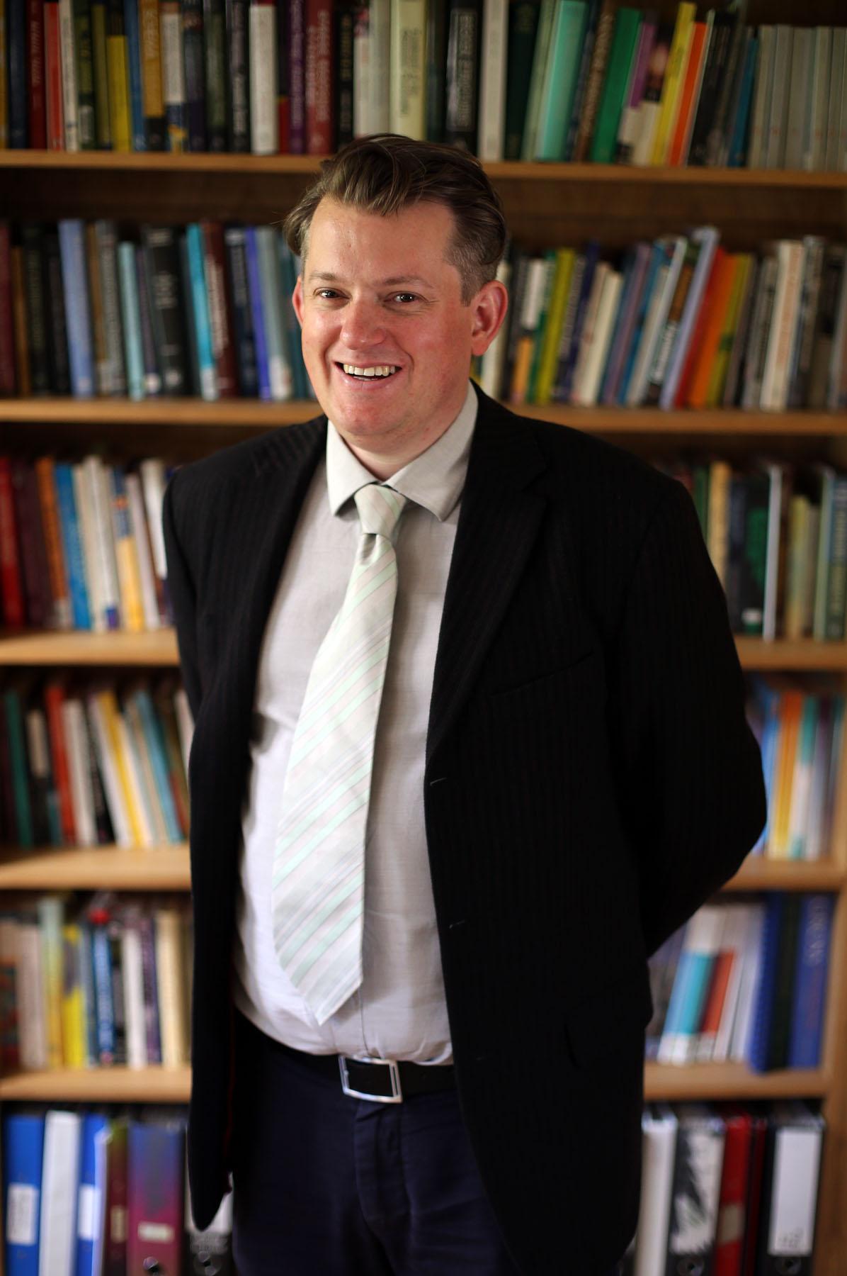 Dr Daniel Blackman CPsychol, AFBPsS