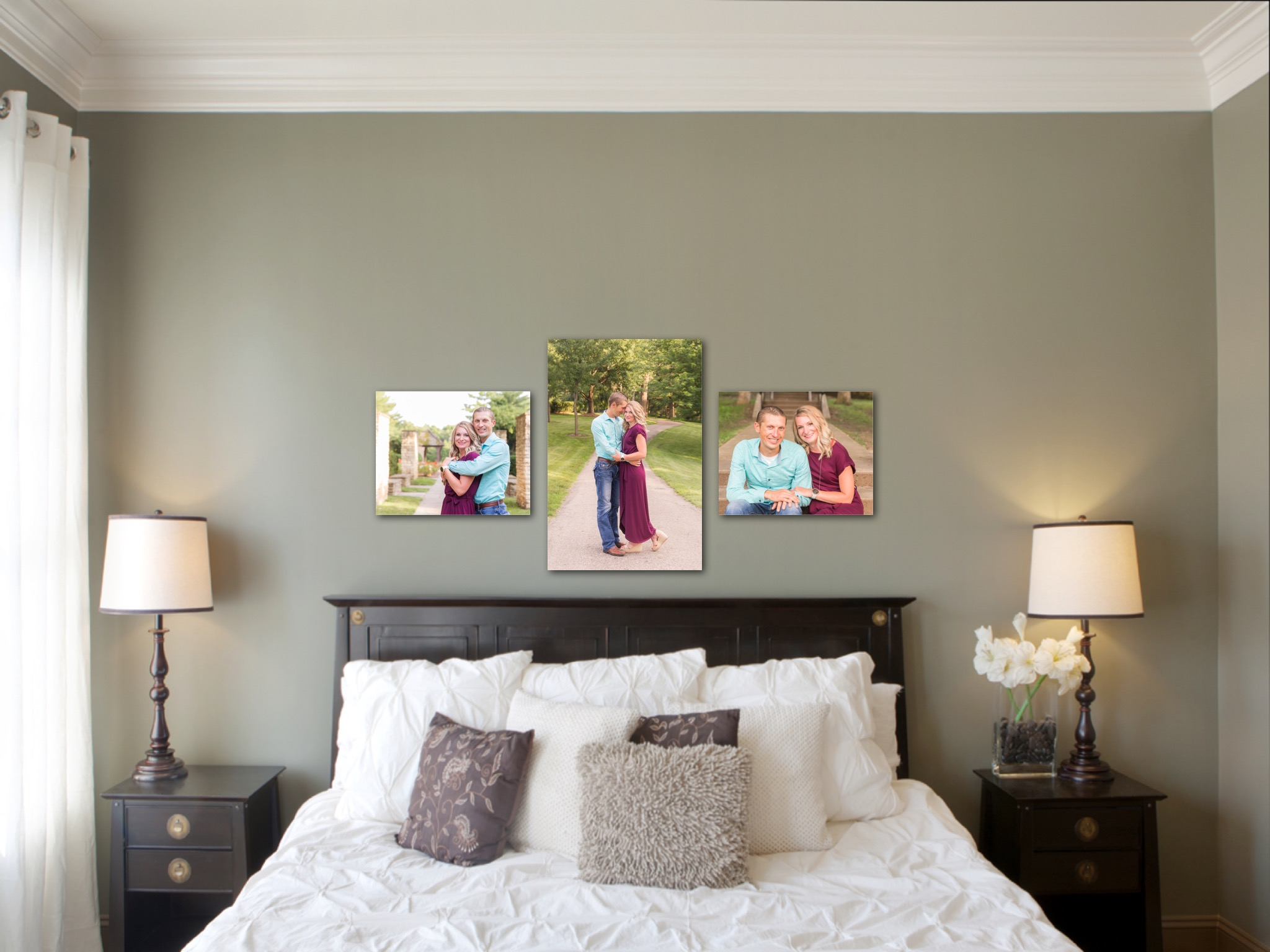 Family-Photography-Des-Moines-canvas-cluster-over-bed