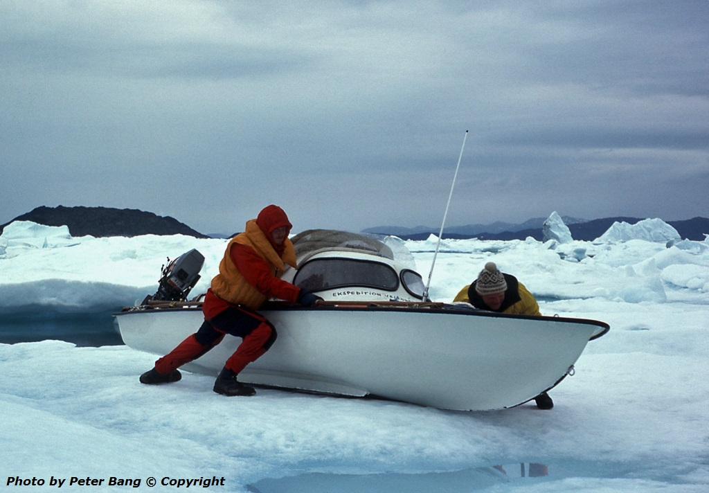 ALONG THE COAST - A voyage along the western coast of Greenland. Documenting cultural and environmental changes over fourty years.