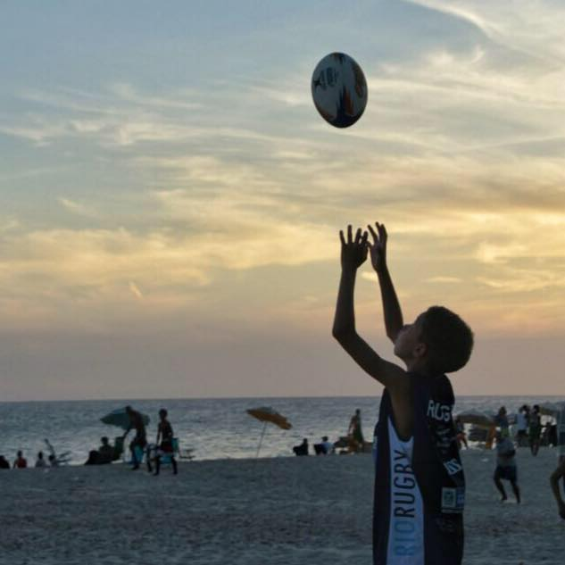Rugby é Nossa Paixão - RENP teaches Rugby to children from the favelas of Rio de Janeiro to instill values in the kids and close the social gaps in Rio.