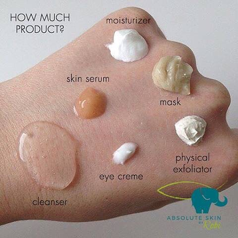 Are you using the right amount of your skin care products? Do you even know what the right amount is? I always used to use way too much of my masks until I got my schooling! Now I am happier that my products last longer and my skin looks fabulous!! #AbsoluteSkinByRobi #RefreshSpa #CopperasCove #PCASkin #LoveMySkin www.AbsoluteSkinByRobi.com