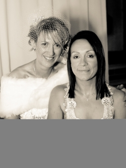 Ruth & Lesley - Wedding Day X