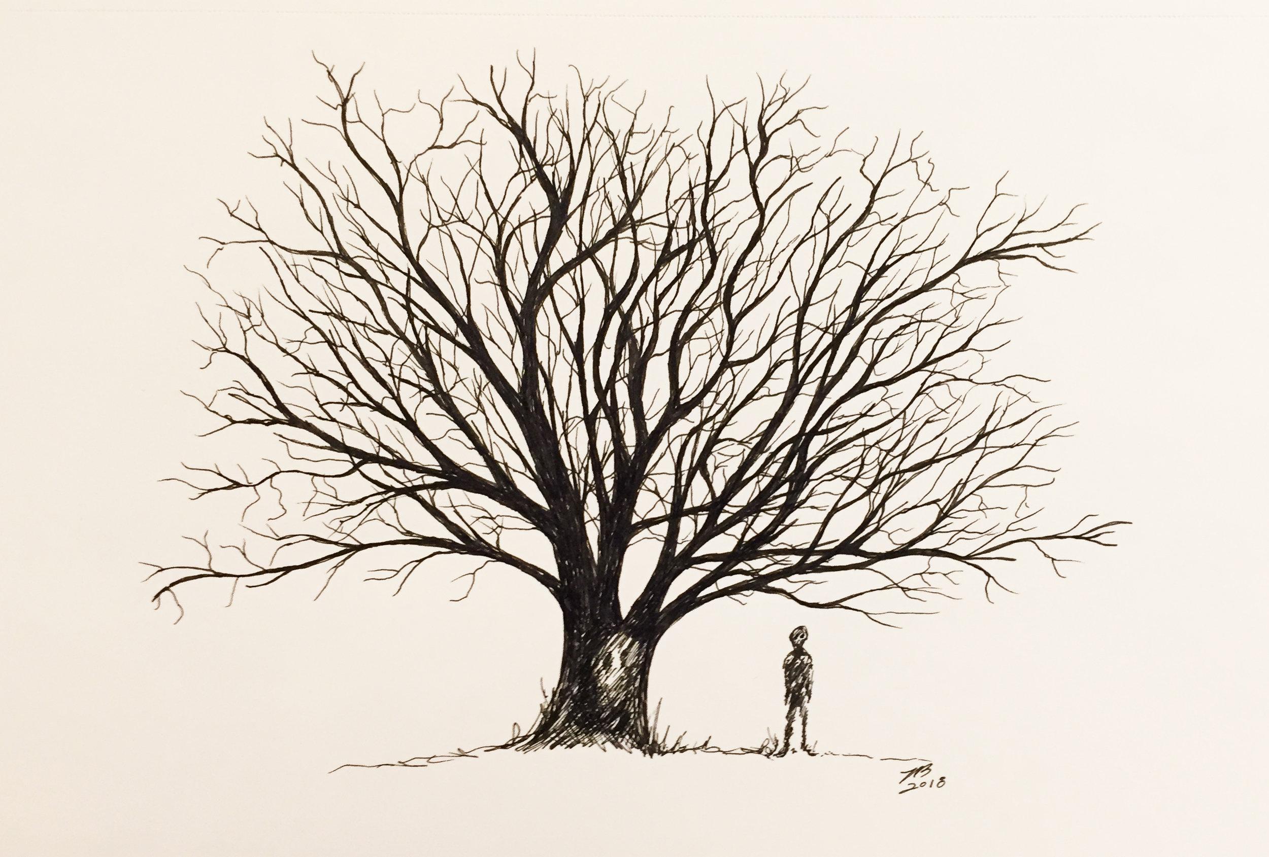 Tree of Change - Krysta Bernhardt