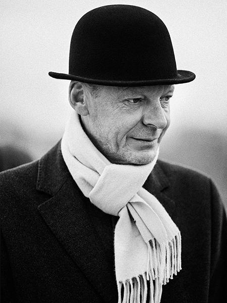Verdúu Mark Buxton Portrait by Björn Jonas