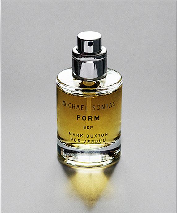 Verdúu Perfumes Michael Sontag FORM EDP by Mark Buxton Photo Björn Jonas