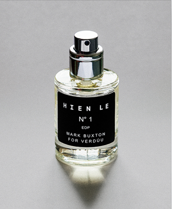 Verdúu Perfumes Hien Le No 1 EDP by Mark Buxton Photo Björn Jonas