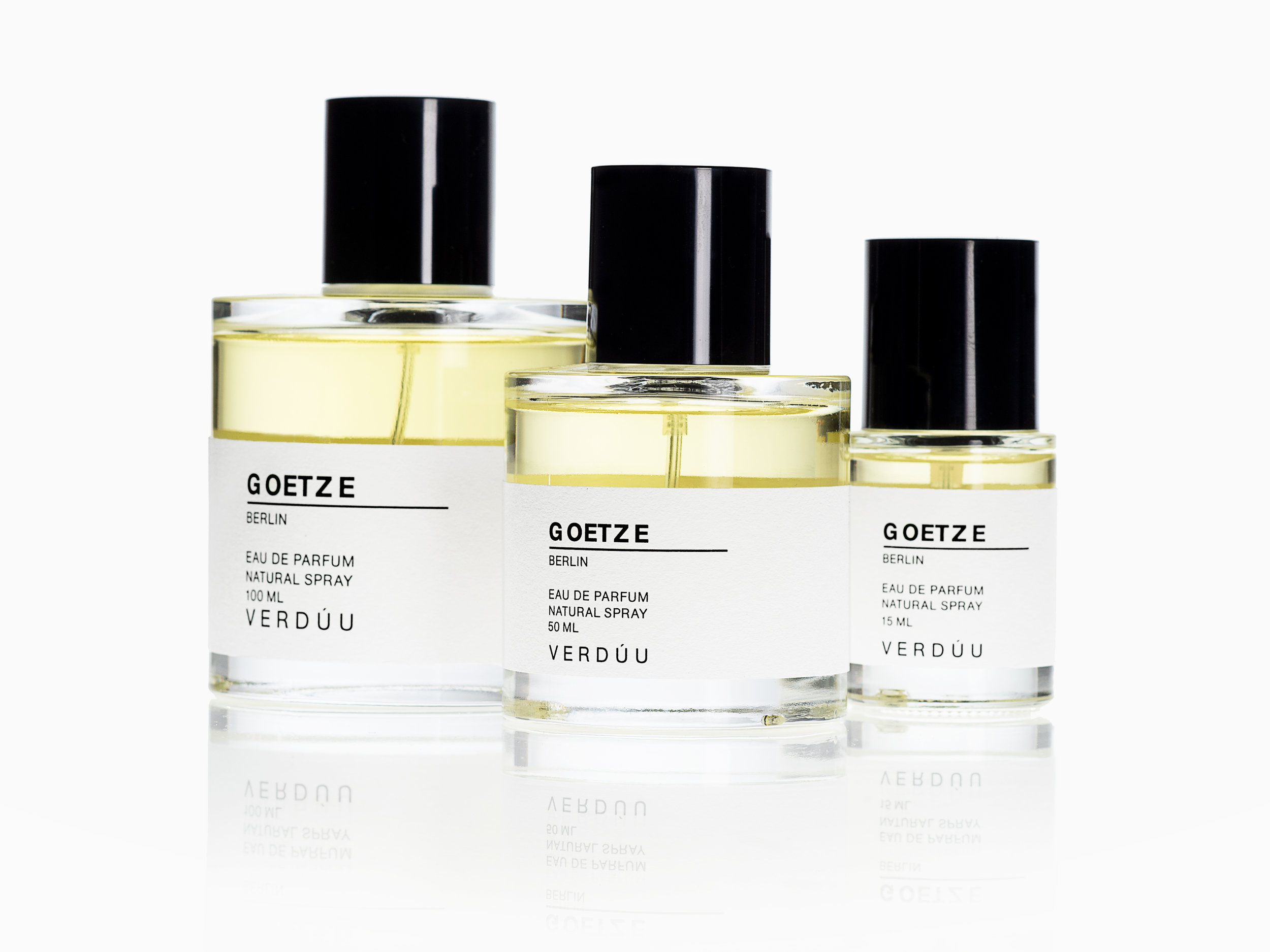 Verdúu Perfumes GOETZE Gegenwart EDP by Mark BuxtonPhoto Björn Jonas