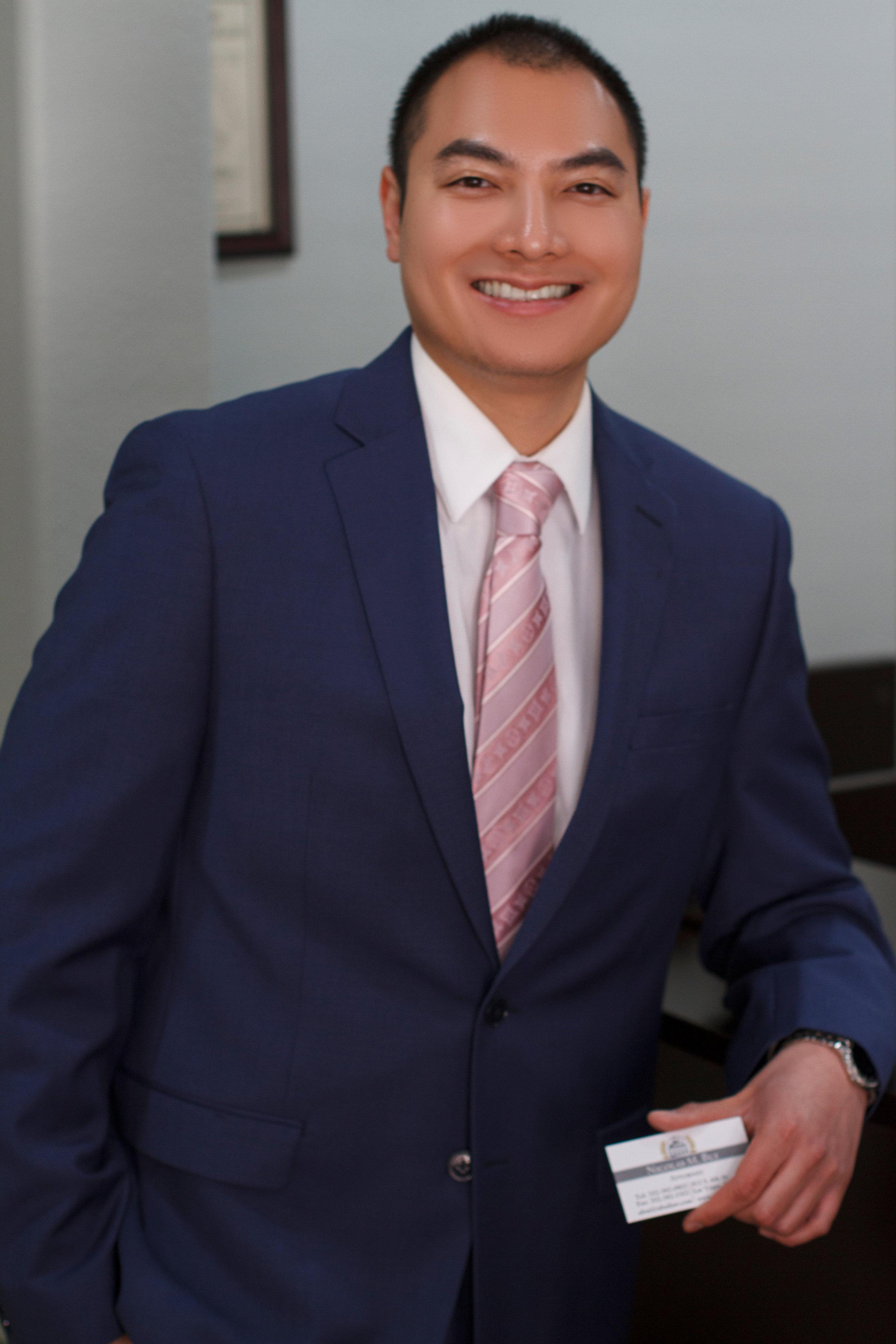Attorney Nicolas M. Bui
