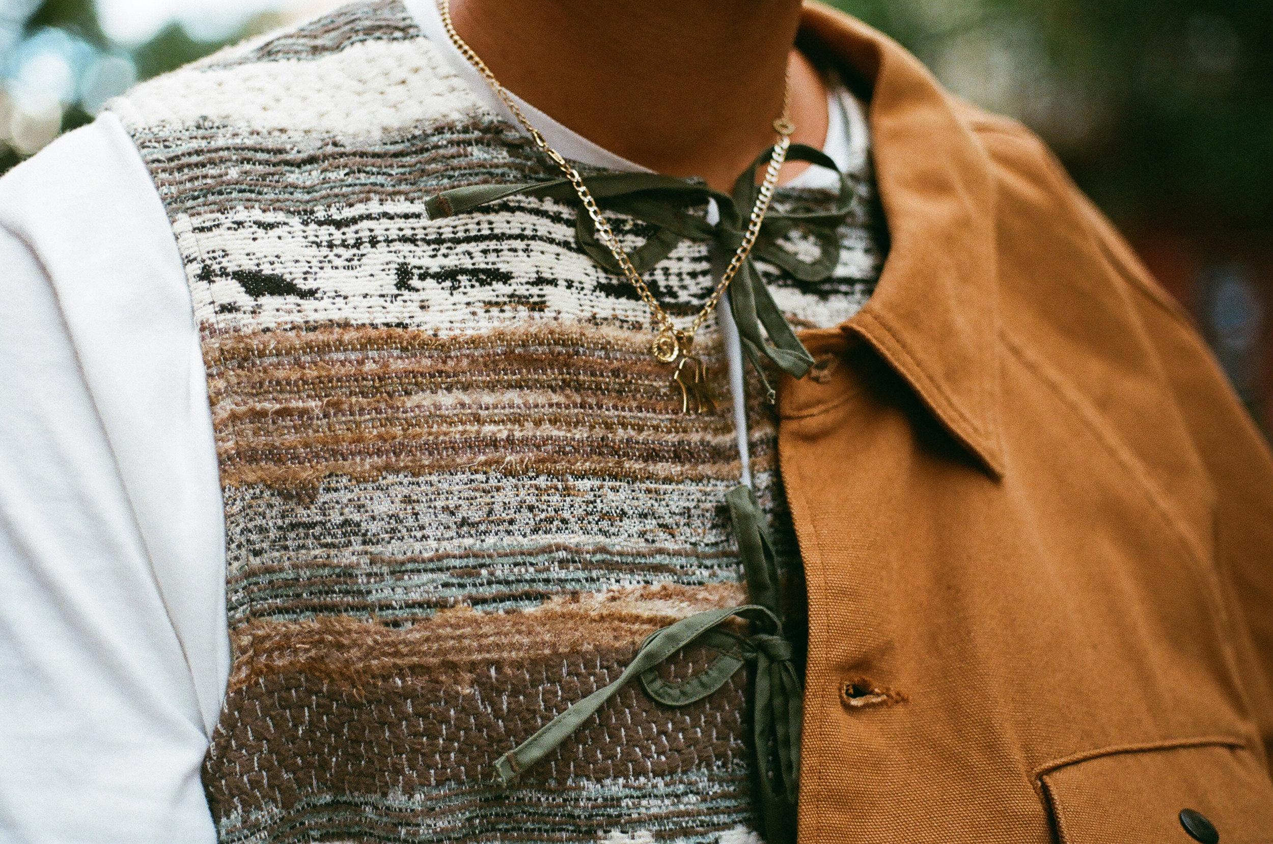 Gardening Jacket Cincho Vest Dropcrotch Velvet Pants Maine Guide 6 Eye DB Boots