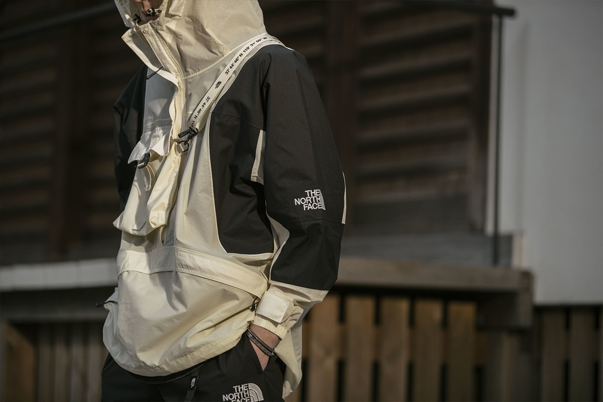 d0a9bf451 TNF Urban Exploration Black Series x Kazuki Kuraishi Spring/Summer ...