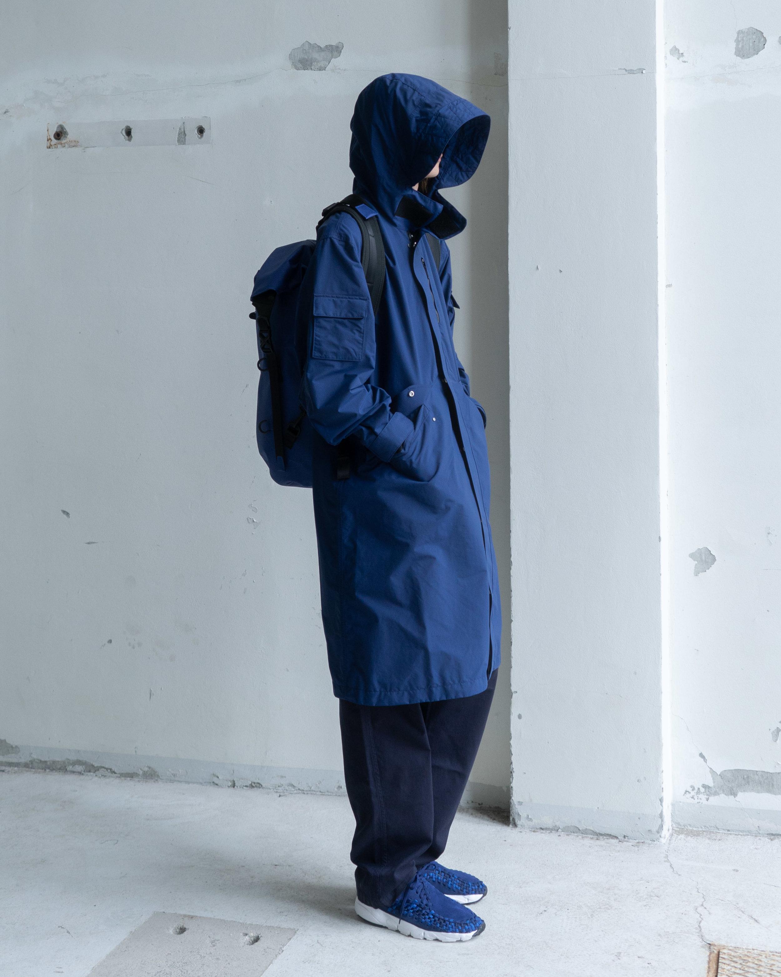 Goldwin Lifestyle - Mods Coat   Carhartt WIP - Lawton Pant   F/CE - No Seam Zip Lock Bag