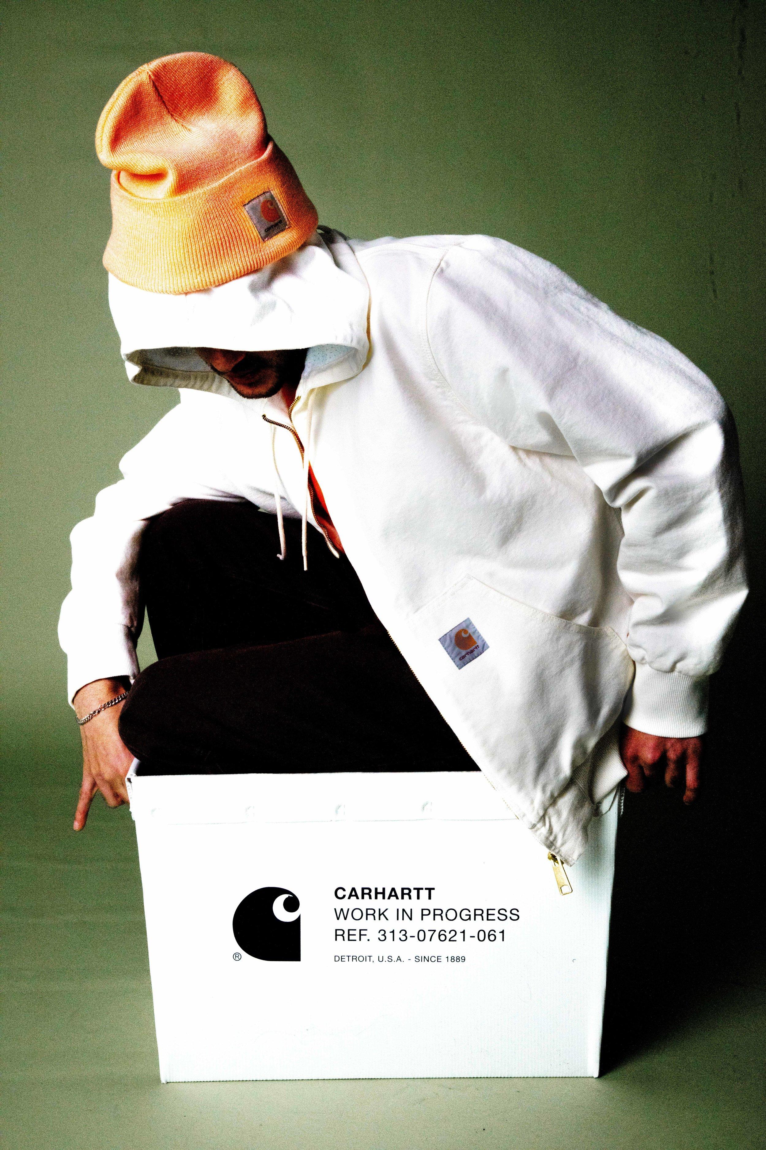 Active Jacket, Acrylic Watch Hat, Coleman Mailbox