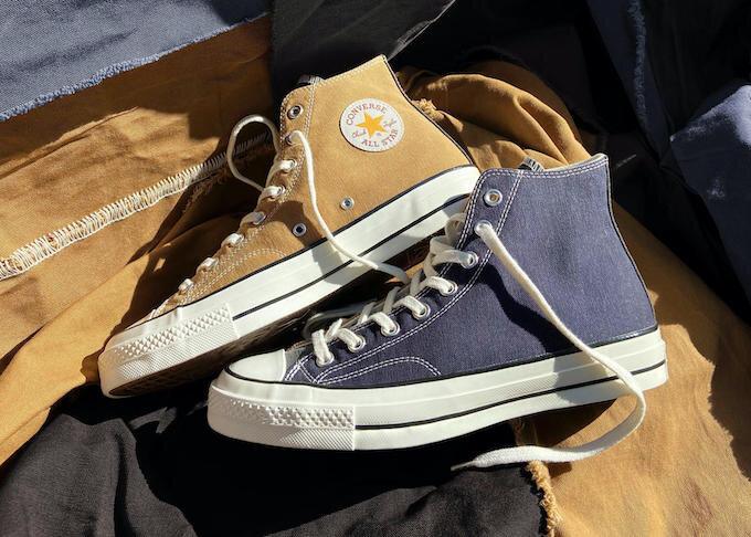 Converse x Carhartt WIP 'Renew' The