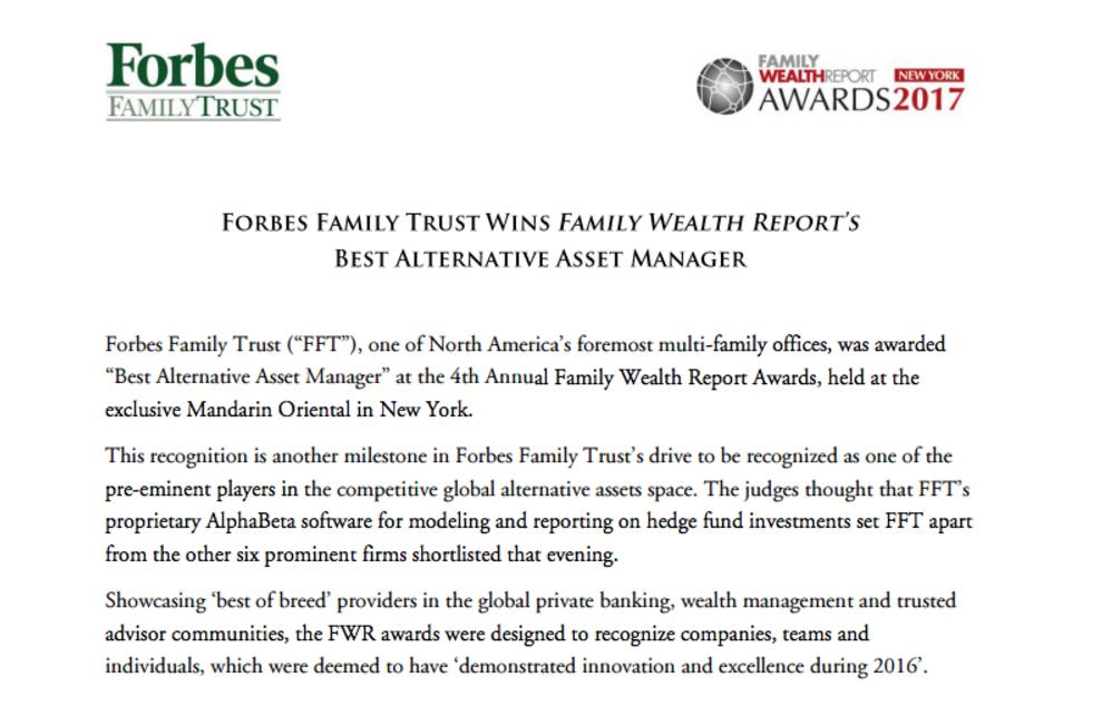 forbesfamilytrust