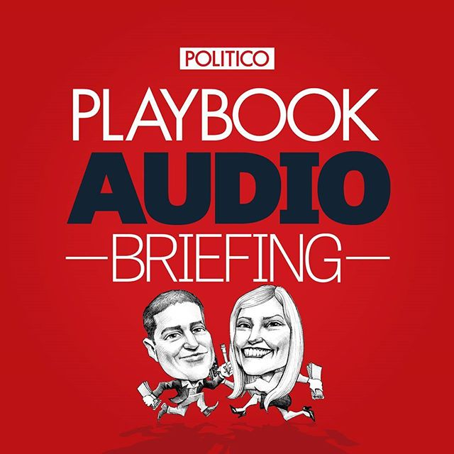 At 1:40, hear the audio between Donald. J Trump, Chris Ruddy CEO of Newsmax, and myself.  #presidenttrump #news #politics  https://soundcloud.com/playbook-audio-briefing/april-10-2017