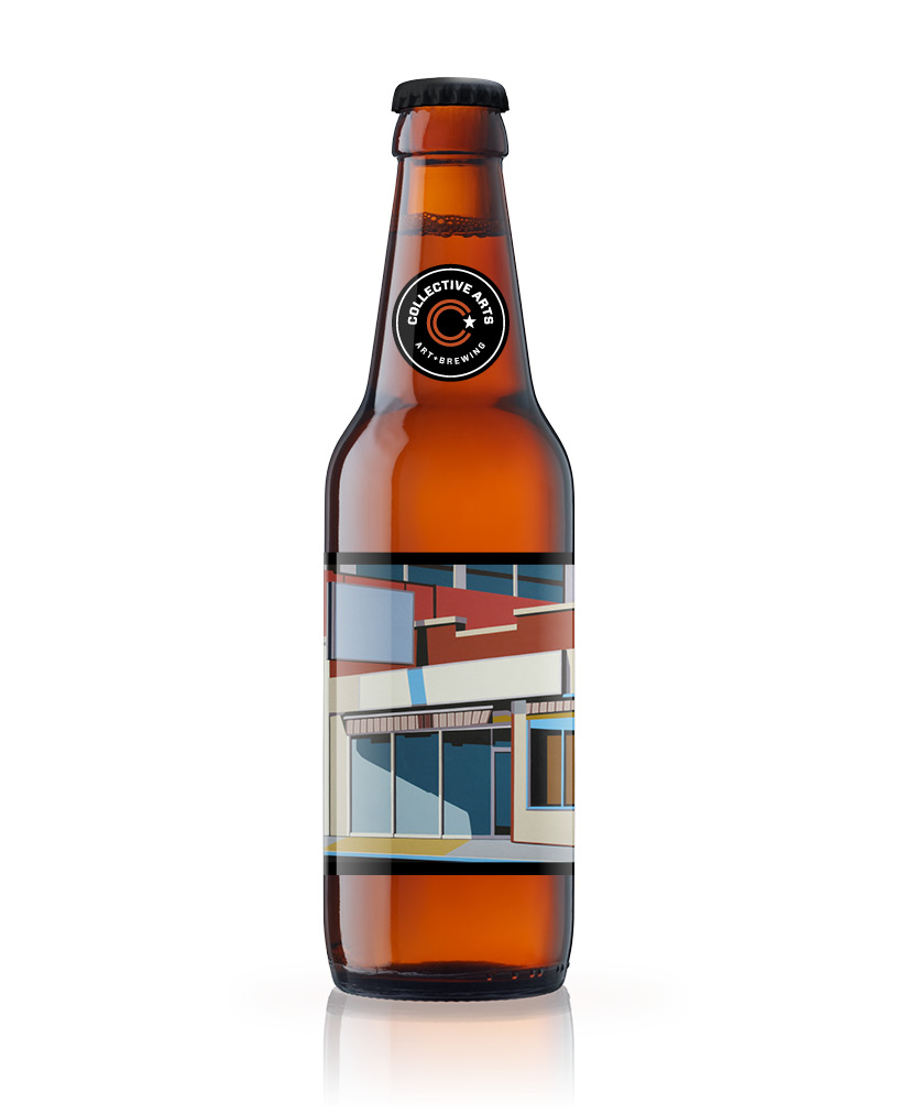Collective Arts Brewing, Series 6, #8 by Gordon Leverton