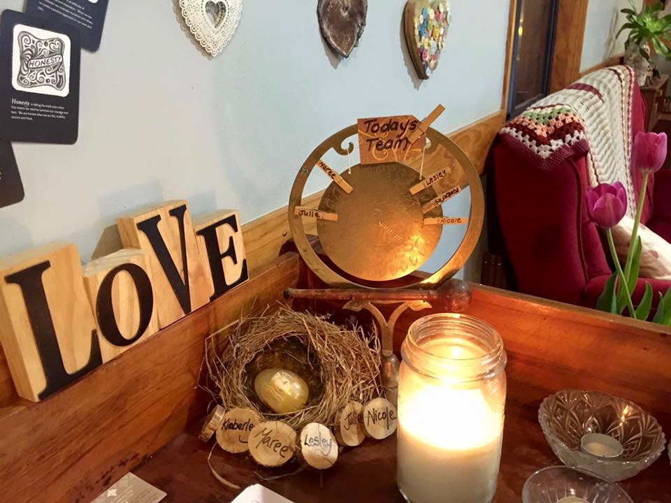 THE WORLD IS HEALED ONE LOVING THOUGHT AT A TIME - The Nest Private Kindergarten